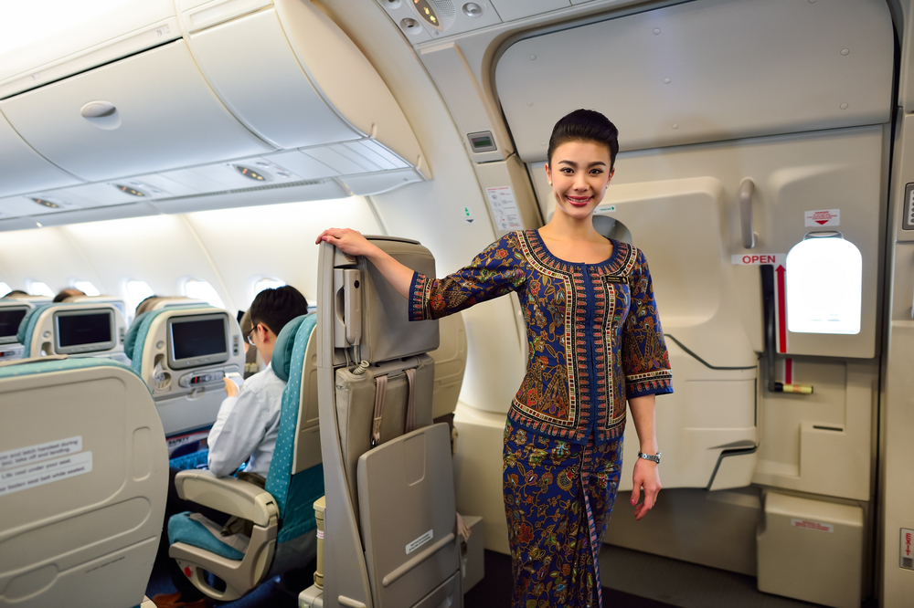Singapore Airlines has been a Boeing customer for more than 50 years.