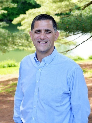 Wood River Township Supervisor Mike Babcock, running for 111th District State House seat