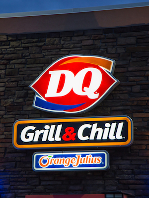 Large dq