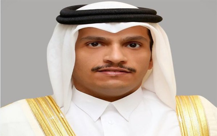 Qatar foreign minister meets with Group of Friends to discuss situation in Syria
