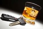 Large dui drunk driving keys