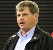 IDNR Director Wayne Rosenthal