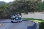 The Texas 1000 Vintage Car Rally combines Texas scenery and classic cars.