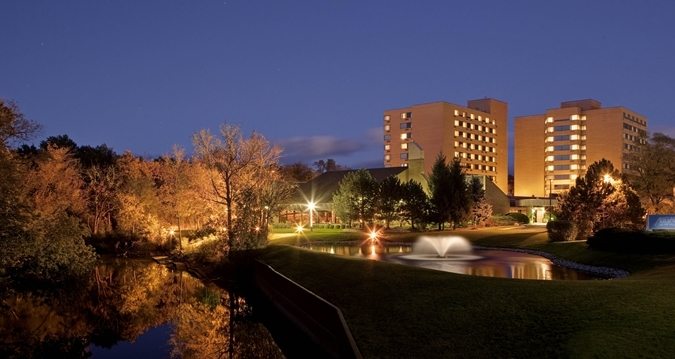 Owner of the Hilton Northbrook paid nearly $5 million in property taxes over the past decade.