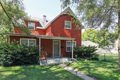 This three-bedroom home, 3008 Elizabeth Ave. in Zion, has a property tax bill of $3,880.