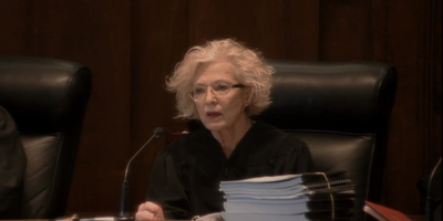 Illinois Supreme Court Chief Justice Anne Burke