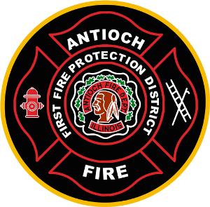 Medium antioch fire dept seal