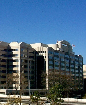 The FCC headquarters is located in a 10-story building called Portals II, located in Washington, D.C.
