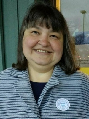 Illinois State House Rep. Diane Pappas (D-Itasca)