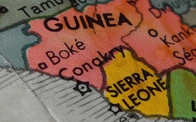 An Ebola breakout in Sierra Leone has forced Guinea to start border health screening