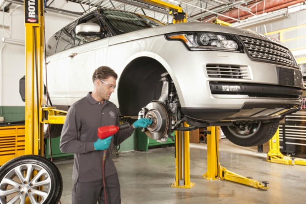 Lithia Auto Stores offer brake inspection.