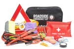 Every car should be equipped with a roadside emergency kit.