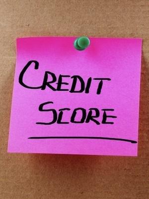 Large credit score