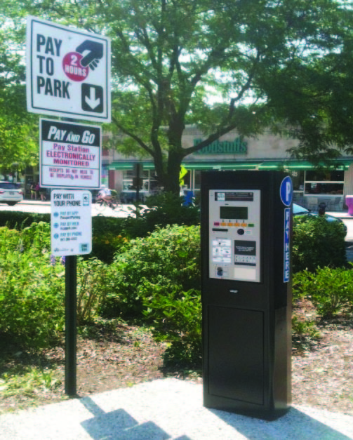 Lombard Metra users can use electronic pay boxes starting on June 1.