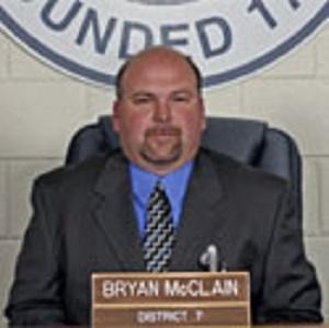 Bryan McClain