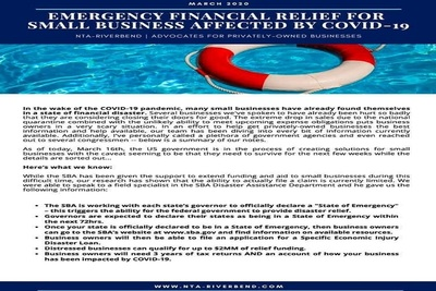 Medium emergency financial relief for small businesses bc1c79b5 2287 4677 9373 3a3ce2cc0bd5