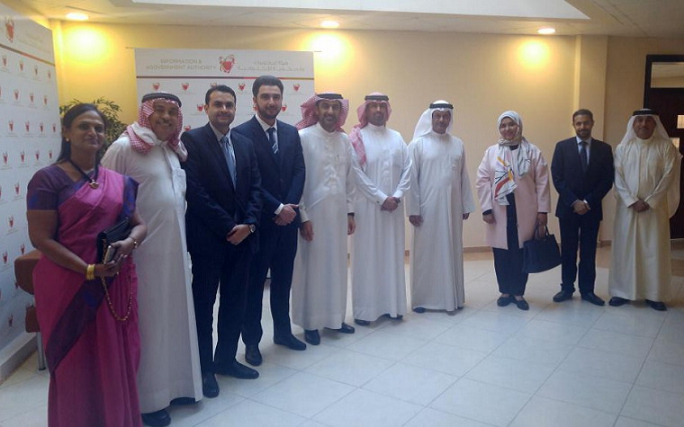 Bahraini leaders recently gathered to discuss strengthening the ICT sector.