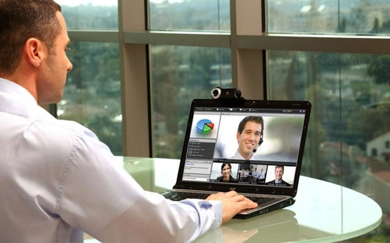 Avaya Scopia is a video engagement solution that hosts multi-party video conferencing, file-sharing and collaborative viewing and editing.