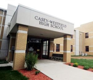 The Casey-Westfield board of education recently gathered to review the latest wave of positive changes.