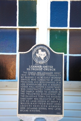 About 1860, the Methodist Episcopal Church/South, was founded. It was served largely by missionaries and local preachers for the first few years.