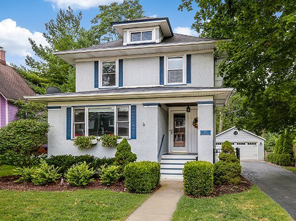 This three bedroom home, 5126 Carpenter Street in Downers Grove, has a property tax bill of more than $6,900.