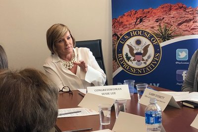Rep. Susie Lee (D-Nevada)