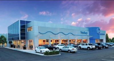 Valley Honda in Aurora, Ill.