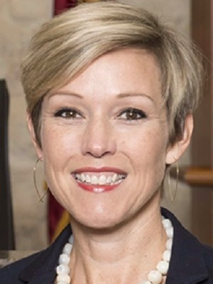 Texas First District Court of Appeals Justice Julie Countiss