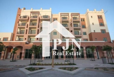 A studio apartment is available in Al Ghadeer