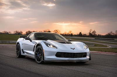 The 2019 Corvette set a record as the fastest production car to run on the 4.1-mile Grand Course West at Virginia International Raceway.