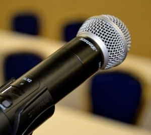 Medium microphone