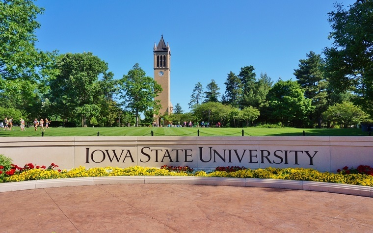 An Iowa State professor was recently elected to the National Academy of Medicine.