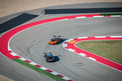 The Pirelli World Challenge kicks off the 2016 season at COTA.