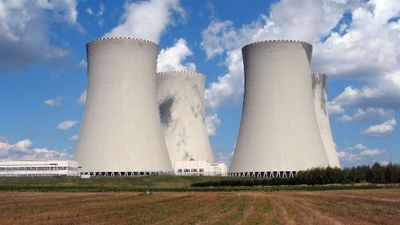 Construction of 70 reactors started in 2014