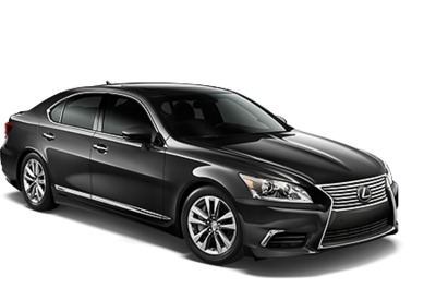 The 2017 Lexus LS 460