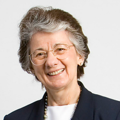 Distinguished university professor Rita R. Colwell