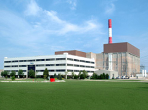 LaSalle nuclear plant