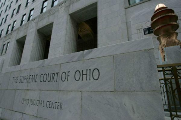 Large ohio supreme court