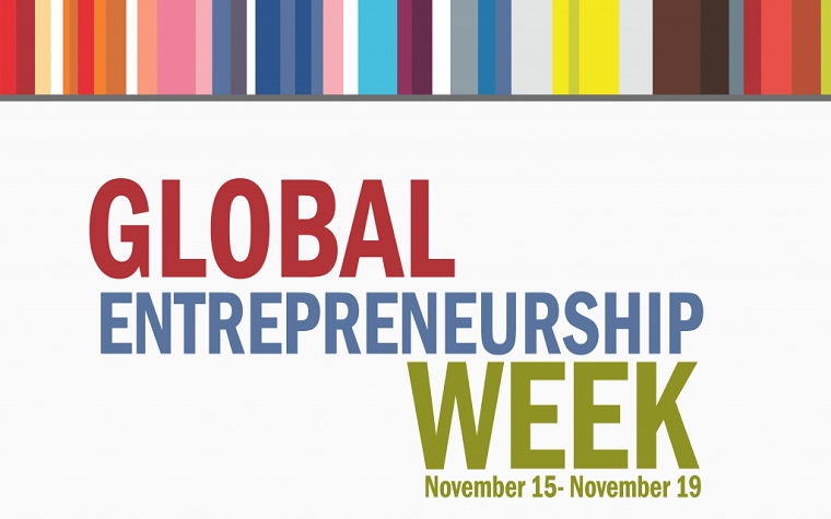 Global Entrepreneurship Week brings together international innovators, business leaders.