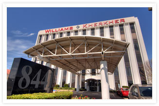 Large williams kherkher offices