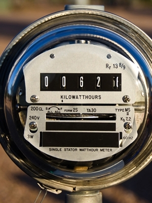 The Thomasboro Village Board of Trustees met July 5 to review a request for 50 new digital water meters.