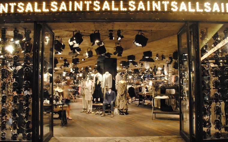 5d47006d2bdc7 AllSaints fashion outlet to open in Dubai s Mall of the Emirates ...