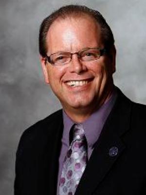Mayor Richard Hill