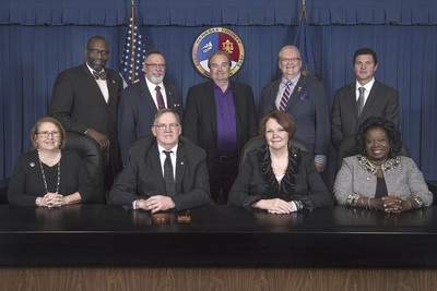 2019 Genesee County Board of Commissioners