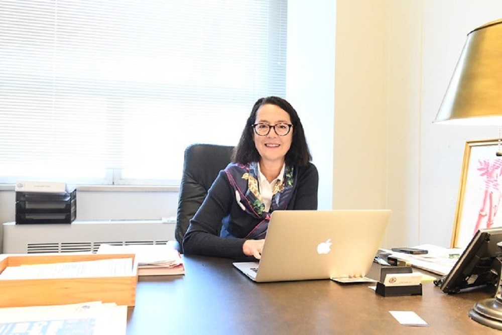 Illinois state Rep. Amy Grant (R-Wheaton)