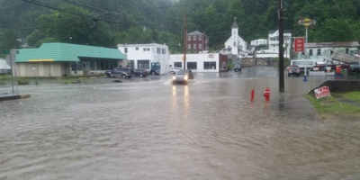 Medium flooding