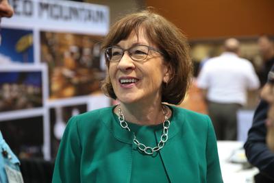 U.S. Sen. Susan Collins (R-ME)