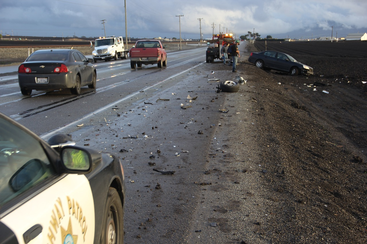 State law requires ADOT to compile crash data.