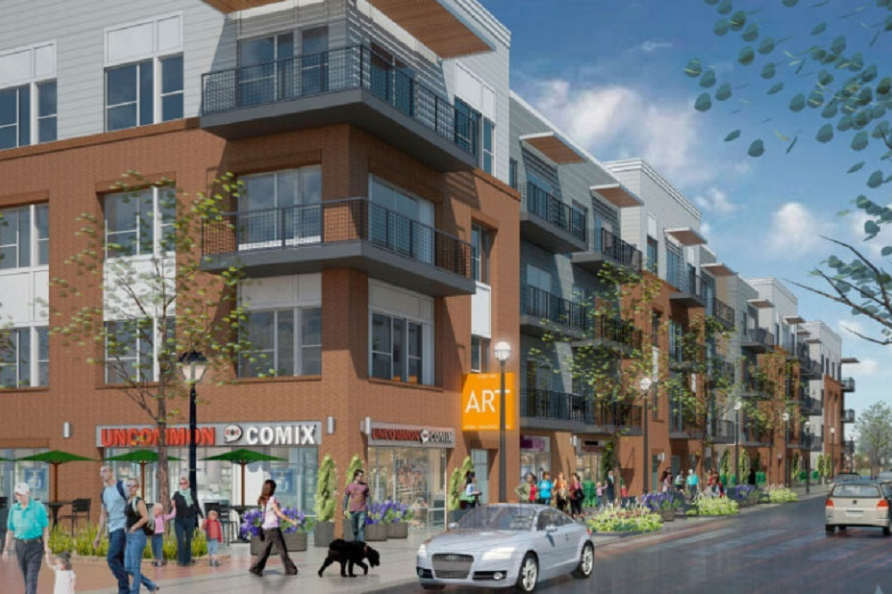 Sola will have 339 multi-family rental homes and plenty of commercial space.