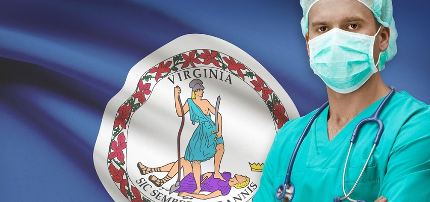 A dispute over Medicaid is one issue roiling Virginia's budget deliberations